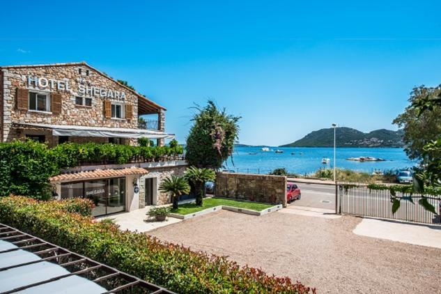 Shegara hotels porto vecchio south corsica for Hotels porto vecchio