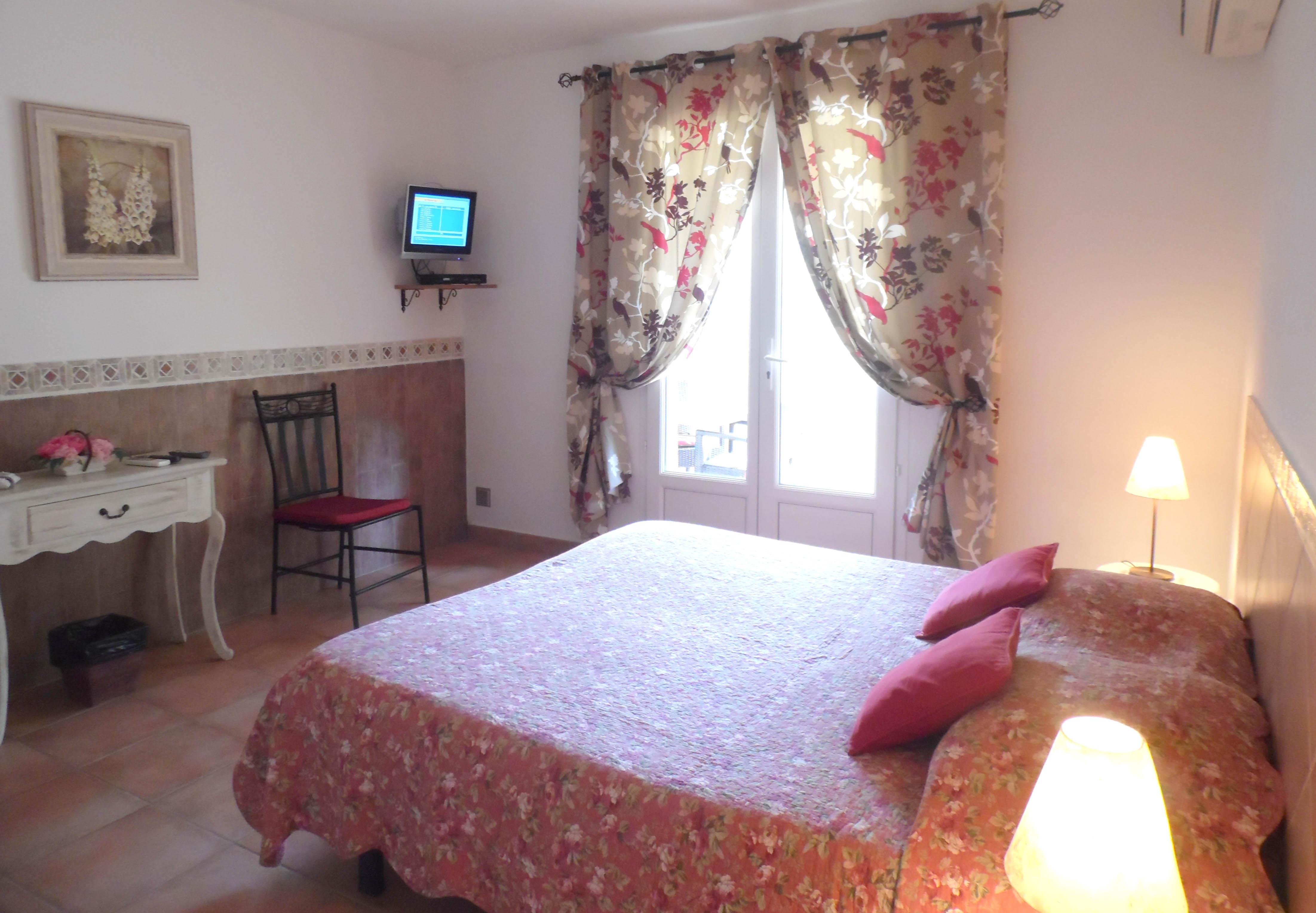 Rocca rossa hospedagem domiciliar for Corse chambre hote