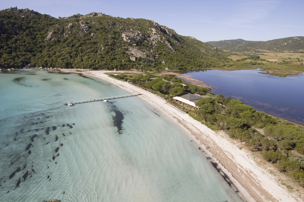 H tel moby dick hotels porto vecchio south corsica for Hotels corse