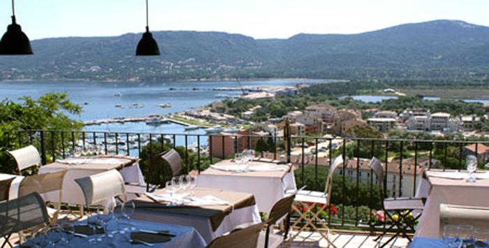 A furana where to eat porto vecchio south corsica for Appart hotel porto vecchio