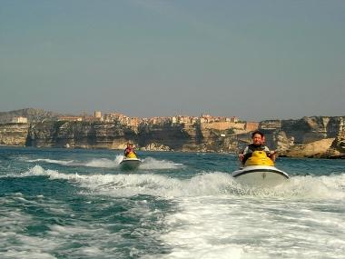 Bonifacio jet ski