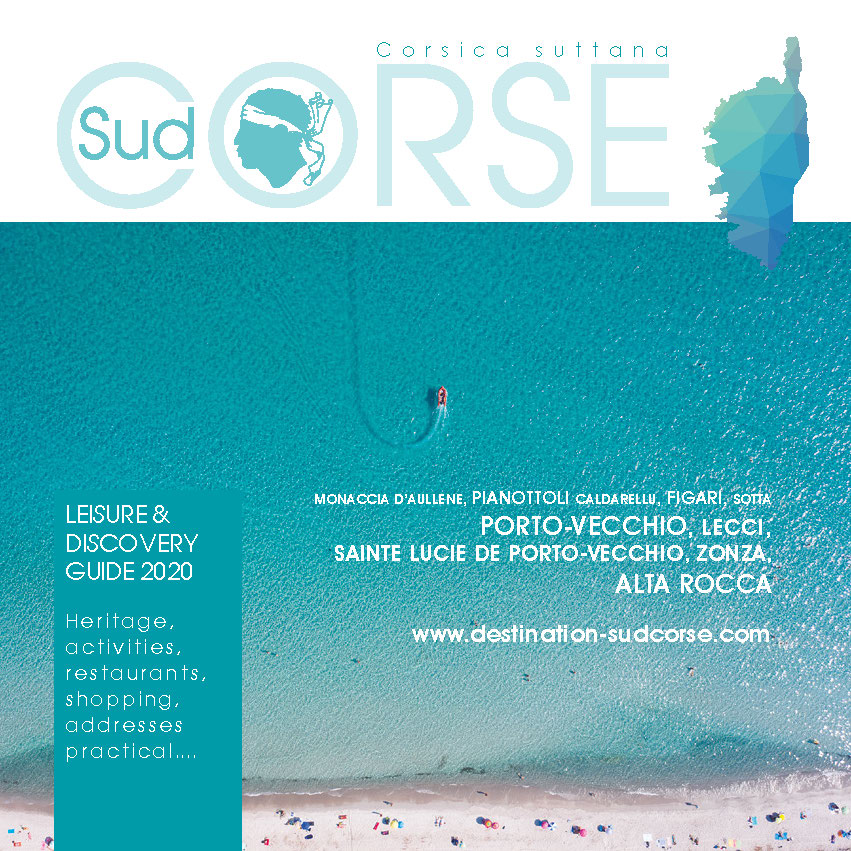 Tourism Discovery Leisure Guide 2020 Porto-Vecchio
