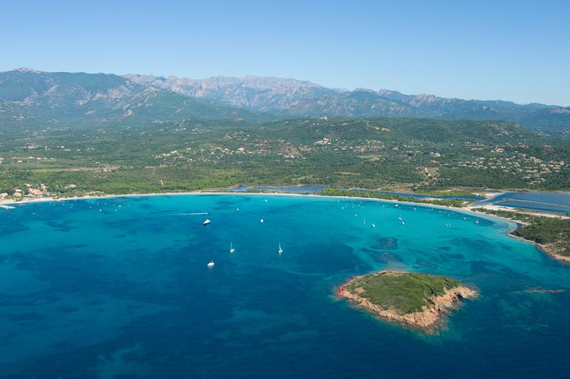 Plage Sud Corse Saint Cyprien